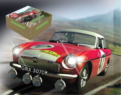 Scalextric - Celebrating 50 Years of MGB - C3270A