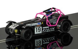 Scalextric Caterham Superlight Series No.19  - C3647