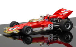 Scalextric Legends Team Lotus 72 - C3657A