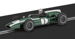 Scalextric Legends Cooper Climax - Jack Brabham - C3658A