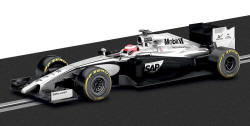 Scalextric McLaren Mercedes MP4-29 2014 - SAP - C3665