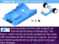 Scalextric Parts - Scalextric Motor Carrier C8419